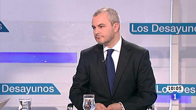 Los desayunos de TVE - Juan Luis García Alejo, director general de Inversis Gestión