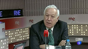 "Ver vídeo  'García-Margallo califica de ""terribles"" los datos del paro'"