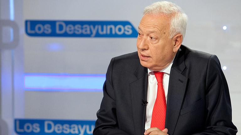 """García-Margallo, sobre si hubo llamada de EE.UU.: """"Eso forma parte del secreto del sumario"""""""