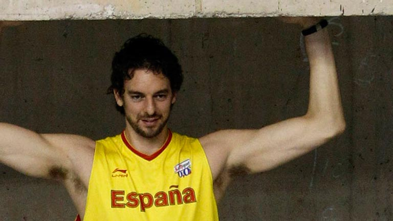 Gasol: &quot;No nos ponemos ning&uacute;n tipo de l&iacute;mite&quot;