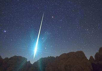 Gemínidas, una espectacular lluvia de estrellas hasta el día 16