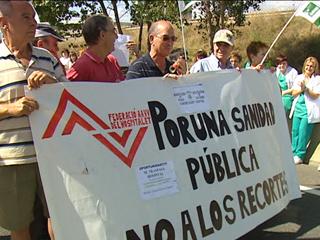 Ver vídeo  'La Generalitat sigue adelante con los recortes en la sanidad'