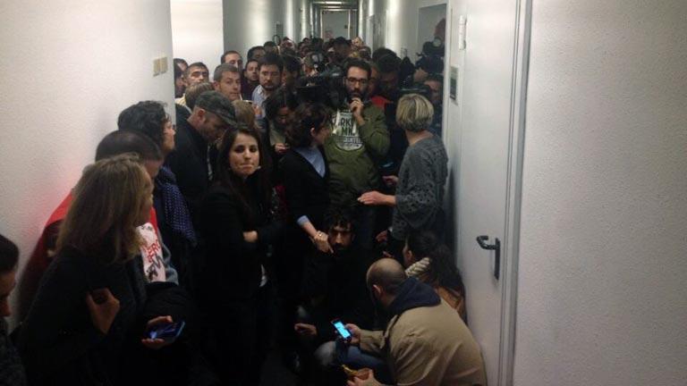 La Generalitat valenciana ordena el cese de emisión de RTVV