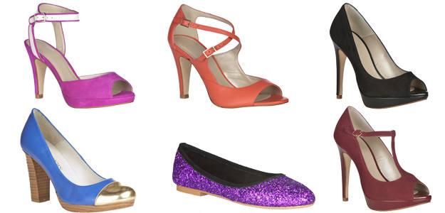 Zapatos de varios modelos por menos de 40 euros