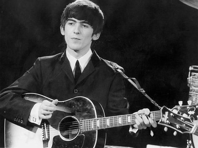 The Beatles: Despu&eacute;s de los Beatles - George Harrison