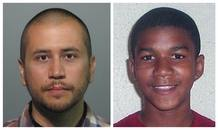 George Zimmerman, acusado de matar al joven Trayvon Martin.