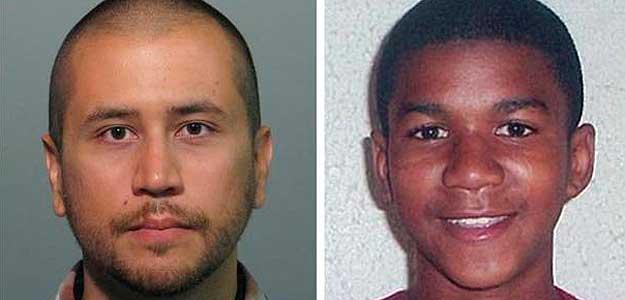 George Zimmerman, acusado de matar al joven Trayvon Martin.