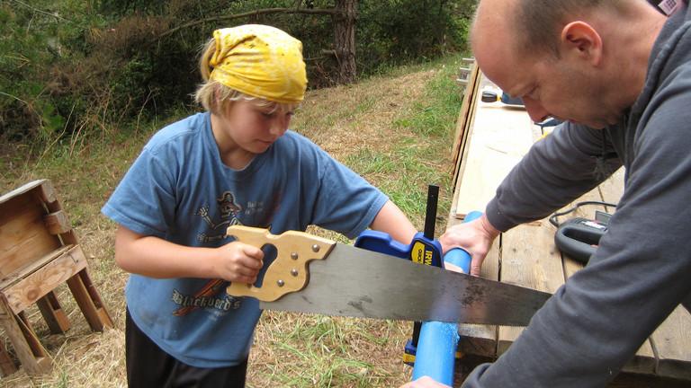 Gever Tulley enseña lecciones de vida a través de experimentar