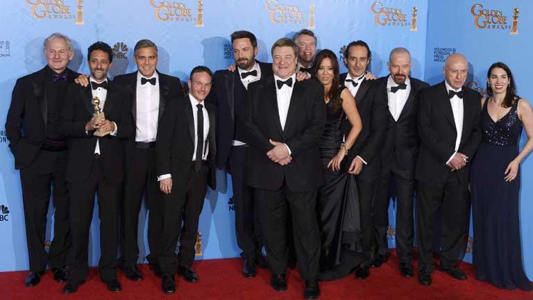 'Argo', mejor película y mejor director en los globos de oro 2013