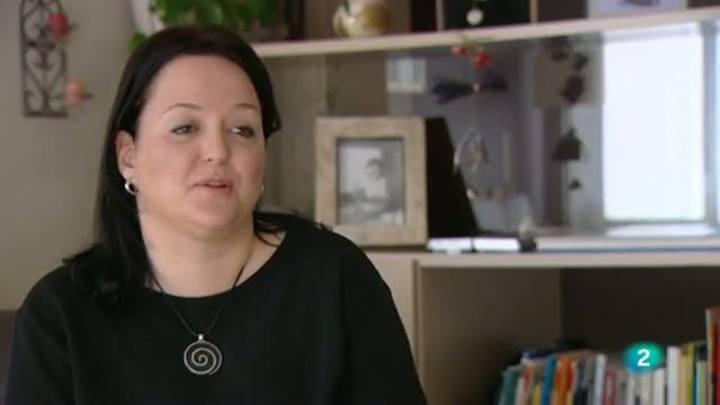 Continuarà - Glòria Falcón, dissenyadora gràfica