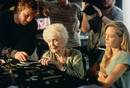 Gloria Stuart, interpretaba a Rose de mayor