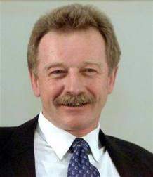 El gobernador del Banco Central de Luxemburgo, Yves Mersch, propuesto por el Eurogrupo para ocupar un puesto en el Comité Ejecutivo del BCE.