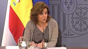 Ver vídeo  'El Gobierno anuncia un recorte de más del 50% en el gasto de publicidad institucional'