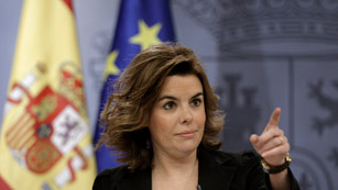 Ver v&iacute;deo  'El Gobierno no descarta pedir ayuda para la banca a Europa'