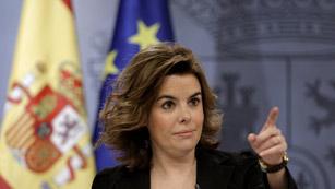 Ver vídeo  'El Gobierno no descarta pedir ayuda para la banca a Europa'