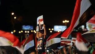 Ver vídeo  'El gobierno de Egipto rechaza el ultimátum del Ejército a Morsi'