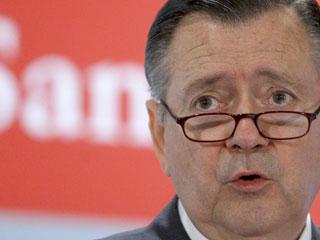 Ver vídeo  'El Gobierno indulta al consejero delegado del banco Santander, Alfredo Sáenz'