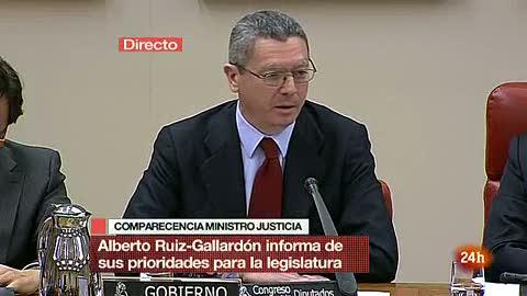"""Ver vídeo  'El Gobierno insta a erradicar las """"cuotas partidistas"""" en el CGPJ y el TC'"""
