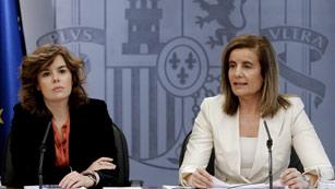 Ver vídeo  'El Gobierno rebaja a 33 días la indemnización por despido improcedente'
