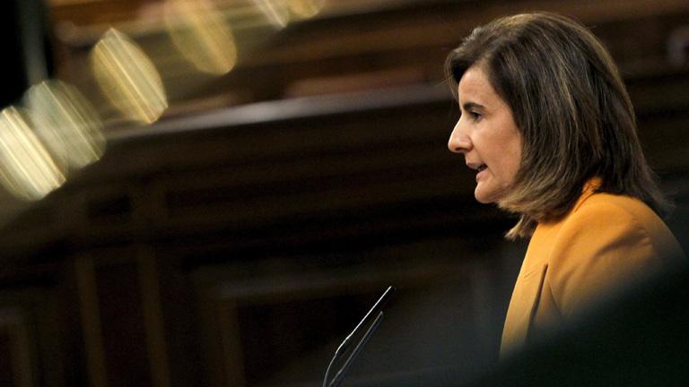 El Gobierno saca adelante la reforma de las pensiones solo con los votos del PP