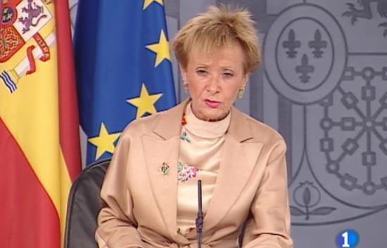 Ver v?deo  'El Gobierno va a promover reformas legales que impidan a ANV gobernar en los Ayuntamientos'