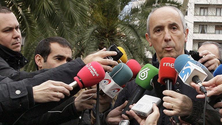 El Gobierno vasco cree que los presos de ETA solo hacen un reconocimiento parcial del daño