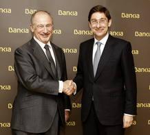 José Ignacio Goirigolzarri asume la presidencia de Bankia tras la dimisión de Rodrigo Rato