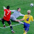 Gol en el descuento y España, a cuartos
