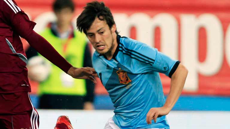 Silva firma el segundo con un golazo (2-0)