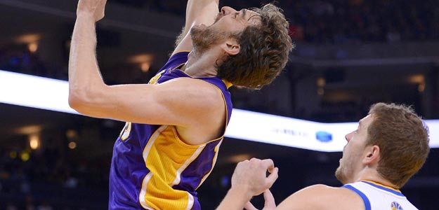 Golden State Warriors - Los Angeles Lakers