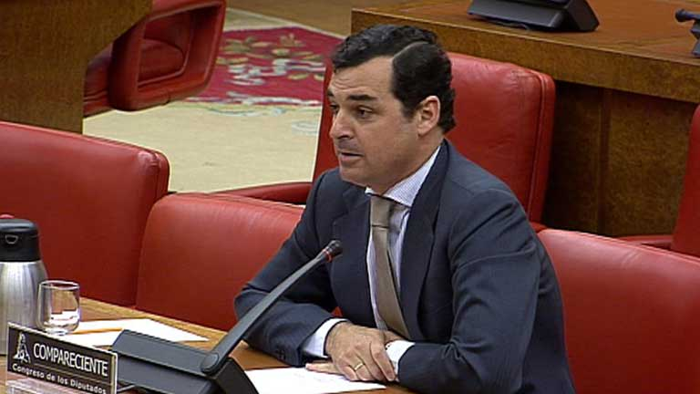 El Congreso examina a Leopoldo González-Echenique, futuro presidente de la Corporación de RTVE