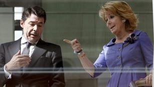 """Ver vídeo  'González: """"Esperanza Aguirre es un gran referente para nosotros""""'"""