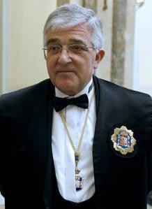 Gonzalo Moliner, el nuevo presidente del Poder Judicial
