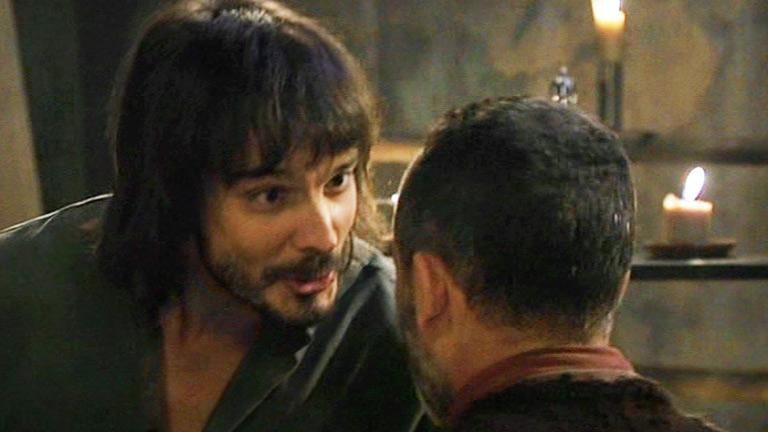 """Águila Roja - """"Le voy a decir a Margarita lo que siento por ella"""""""