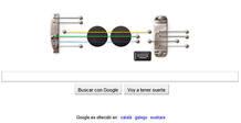 Google ha convertido su doodle en una guitarra eléctrica para homenajear a Les Paul