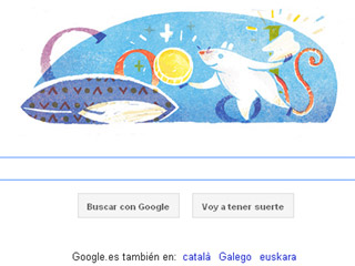 """Ver vídeo  'Google ha dado vida a más de 1.000 """"doodles""""'"""