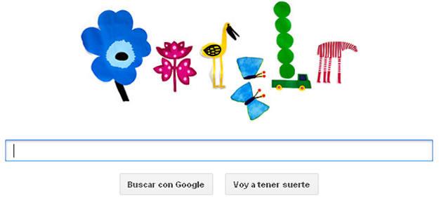 Google celebra el equinoccio de primavera