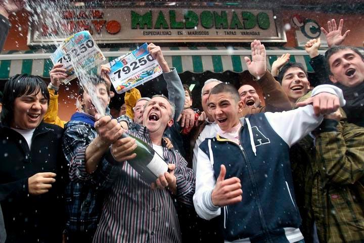 El Gordo de la Lotería de Navidad de 2010