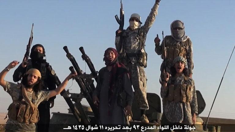 13 años después del 11-S la principal amenaza terrorista de Washington se llama Estado Isámico