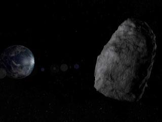 Ver vídeo  'Un gran asteroide pasa cerca de la Tierra'