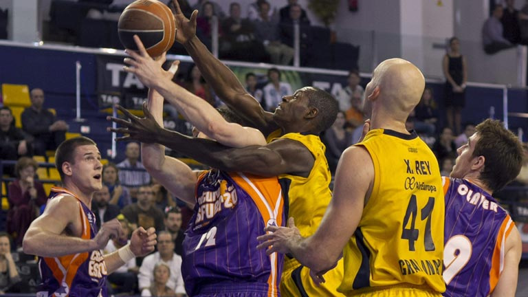 Gran Canaria 63-71 Valencia Basket