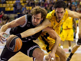 Ver v&iacute;deo  'Gran Canaria 77-71 Bilbao Basket'