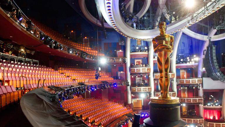 Esta noche se celebra la gran gala de los Oscar