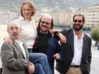 Ver vídeo  ''El Gran Vázquez', estrella de la segunda jornada de San Sebastián'