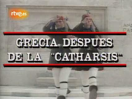 Ver vídeo  'Grecia después de la catarsis'