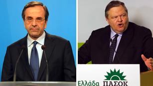"""Ver vídeo  'Grecia se encamina a un gobierno de """"salvación""""'"""