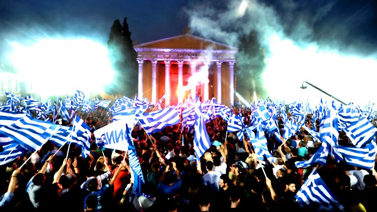 Informe semanal - Grecia en su laberinto