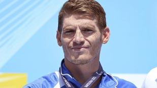 El griego Spyridon Gianniotis revalida el titulo en los 10 km