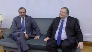 Ver vídeo  'Los griegos castigan a Conservadores y Socialistas'