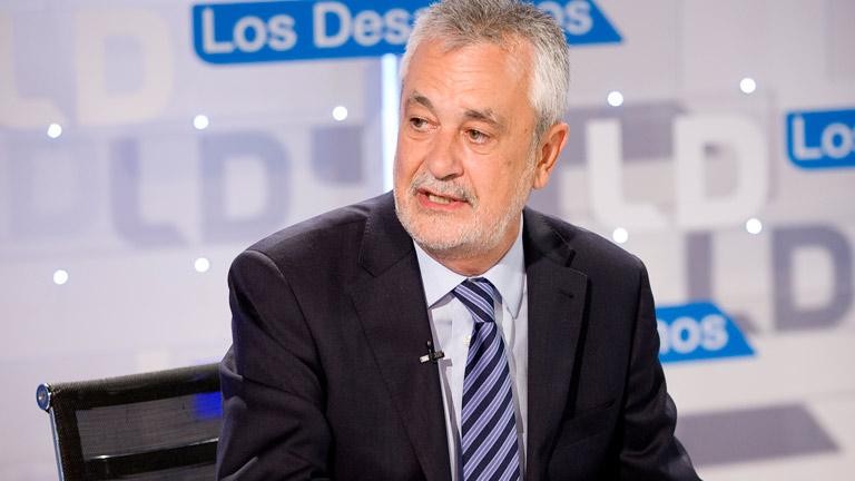 """Griñán: """"Me gustaría comparecer en la comisión de investigación de los ERE"""""""